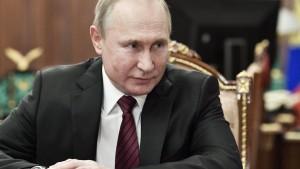 Putins Verfassungsänderung bereits am Donnerstag im Parlament
