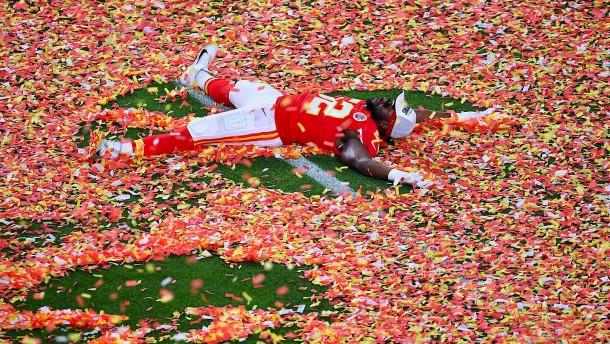 Kansas City gewinnt 54. Super Bowl