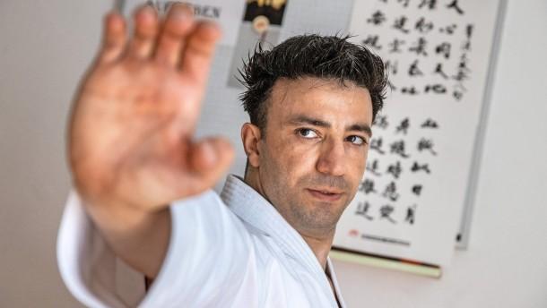 """""""Etwas mit Karate"""" – und jetzt bei Olympia"""