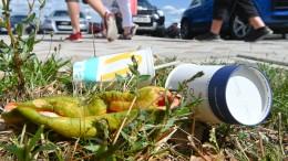 Millionen für Müllentsorgung an Straßen