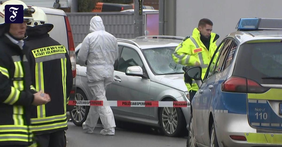 Berichte über Verbrechen: Anschlag, kein Vorfall