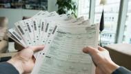 Für viele kein Spaß: die alljährliche Steuererklärung.