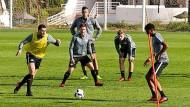Unter der Sonne Portugals bereitet sich RB Leipzig auf die Rückrunde vor