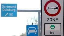 CDU macht gegen Umwelthilfe ernst