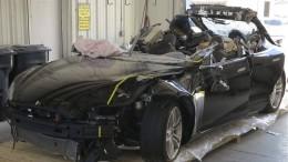 Ermittler geben Teslas Autopiloten Mitschuld an tödlichem Unfall