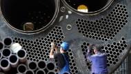 Der Maschinenbau steht vor großen technischen Umwälzungen.
