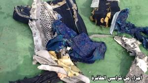 Wrackteile von Egyptair-Maschine gefunden