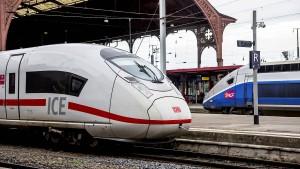 Der ICE-Bauer wandert womöglich nach Paris
