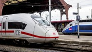 Fährt der ICE dorthin, wo der TGV herkommt?