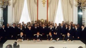 Welche Rolle der Moskauer Vertrag für Brandts Ostpolitik spielte