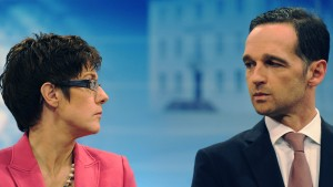 CDU stärkste Kraft - Piraten im Landtag