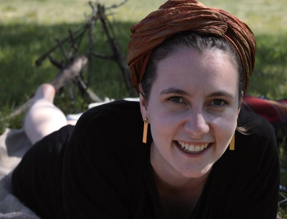 """Deborah Düring ist seit 2019 Sprecherin der Grünen Jugend Hessen und nach eigenen Angaben """"auf der Zielgeraden"""" bei ihrem Master-Studium."""
