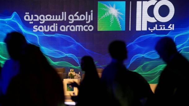 Ölgigant Aramco legt Preis fest