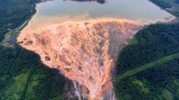 Umweltkatastrophe im russischen Uralgebirge