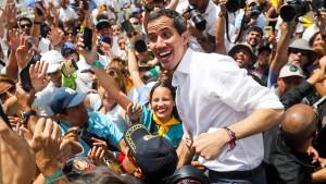 Keiner wird sich für Maduro opfern