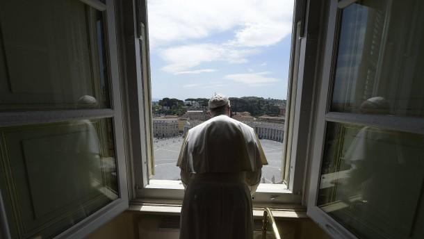 """Findet der """"grüne Papst"""" noch Gehör?"""