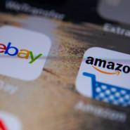 Die Suchanfragen auf der Online-Auktionsplattform Ebay wichen im Corona-Jahr 2020 deutlich von den üblichen Zahlen ab.