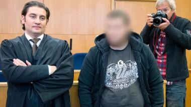 Angeklagt: IS-Kämpfer Kreshnik B. muss sich derzeit vor dem Frankfurter Oberlandgericht verantworten