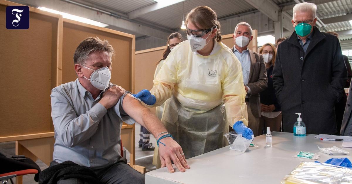 Impfzentren in Bundesländern: Wie impft man Millionen?