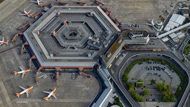 Flughafen Tegel vor dem Aus