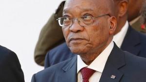 Südafrikas Präsident muss Steuergeld für Luxusanierung zurückzahlen