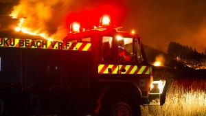 Waldbrände breiten sich weiter aus