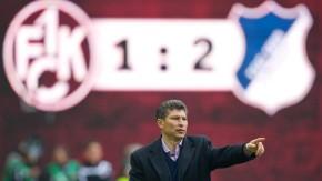 FC Kaiserslautern - 1899 Hoffenheim 1:2