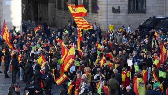 Protest gegen weitere Justizreform