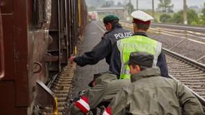 Zahl der illegalen Einreisen stark gesunken