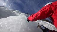 Eisklettern in den Dolomiten
