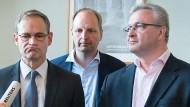 SPD sondiert mit CDU und Linken