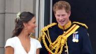 Pippa Middleton und Prinz Harry: Fiktive Affäre mit gar nicht royalen Spaghetti als Dinner