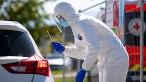 RKI meldet fast 1000 Neuinfektionen