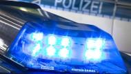 Gruseliger Fund: Im Frankfurter Industriegebiet haben Arbeiter die Leiche einer Frau entdeckt. Über ihre Identität konnte die Polizei zunächst keine Angaben machen.