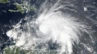 Hurrikan Matthew rast auf Kuba zu