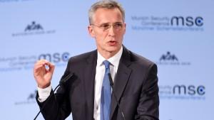 Nato-Generalsekretär: Kein Konflikt mehr denkbar ohne Cyberattacken