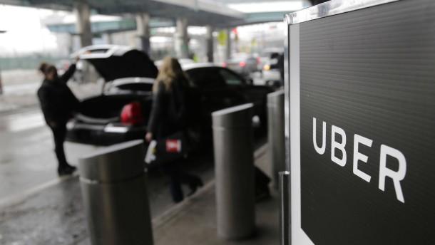 Uber muss Fahrer in den Niederlanden fest anstellen