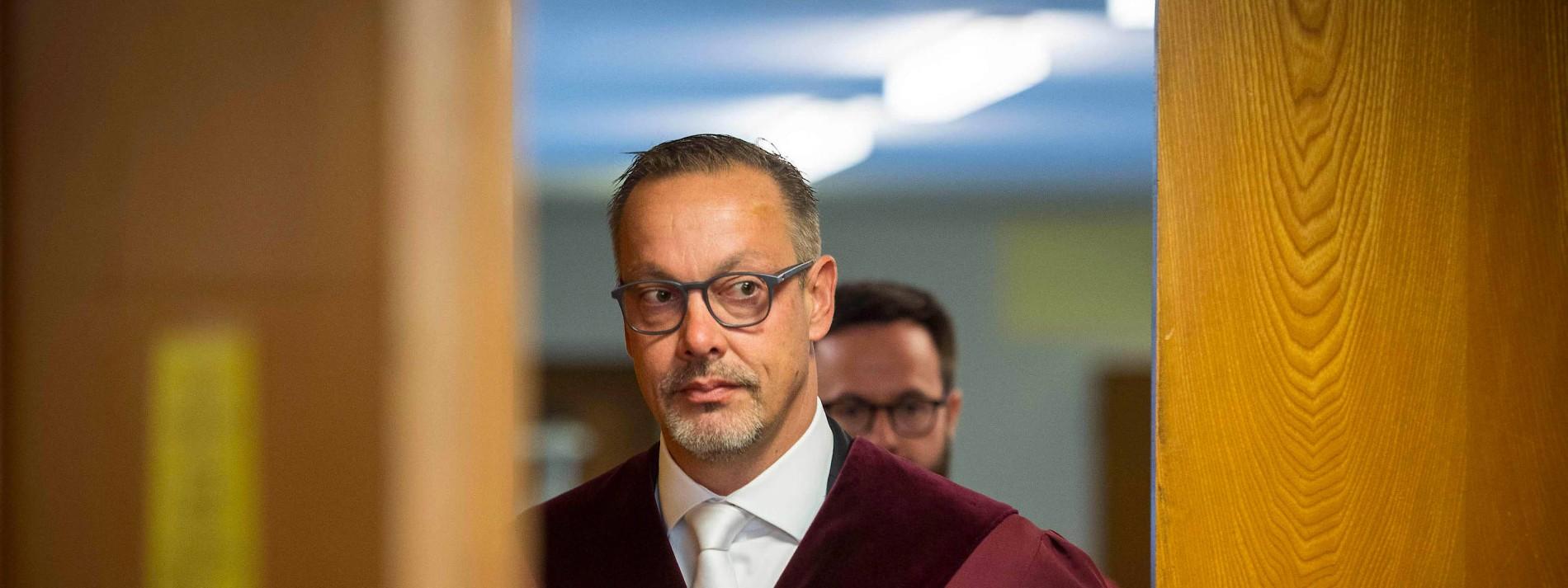 Generalbundesanwalt legt Beschwerde gegen Freilassung von Markus H. ein