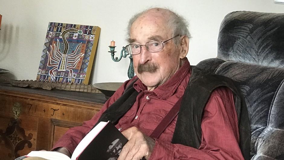 Walter Kaufmann, Protagonist des gleichnamigen Dokumentarfilms