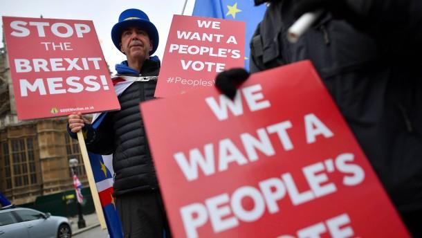 Kann ein zweites Referendum die Briten versöhnen?
