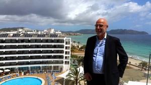 Ein Deutscher wird Mallorcas Hotelmeister