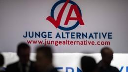Gemäßigte in der AfD kritisieren rechten Flügel