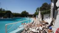 Zerstörung in der Idylle: Ischia nach dem Erdbeben
