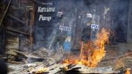 Offenbar zahlreiche Tote nach Wahl in Kenia
