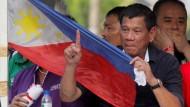"""Der """"Dirty Harry"""" der Philippinen: Rodrigo Duerte"""