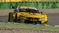 """""""Wir bieten dem Fan mehr Motorsport für deutlich weniger Geld"""": BMW-Pilot Timo Glock scheidet zum Saisonauftakt in Hockenheim in der hektischen Anfangsphase aus und versucht an diesem Sonntag wieder sein Glück."""