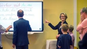 Der Digitalpakt soll dieses Jahr die Schulen erreichen