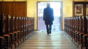 Zahl der Kirchenaustritte steigt dramatisch