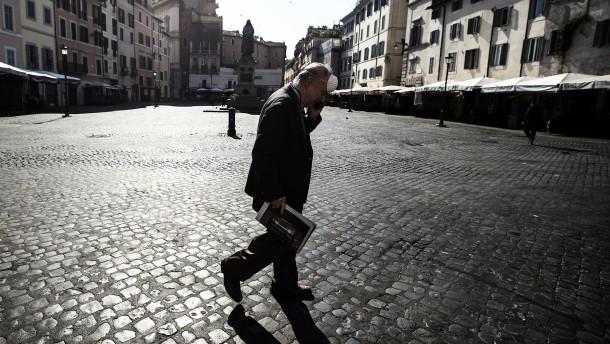 Kritik an Lockerungen in Italien