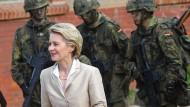 Bundeswehr-Standort Hammelburg soll ausgebaut werden